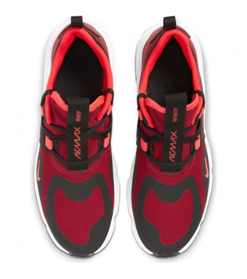 Zapatillas Niñoa Nike Air Max Infinity (GS) GranateNegro BQ5309 600