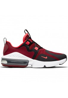 Zapatillas Niño/a Nike Air Max Infinity (GS) Granate/Negro BQ5309-600 | scorer.es