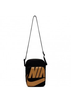Bolso Nike Heritage Smit 2.0 Negro/Oro BA6344-011 | scorer.es