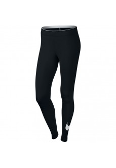 Leggings Mujer Nike Sportswear 815997-010 Negro/Blanco | scorer.es
