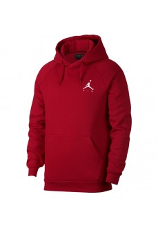 Sudadera Hombre Nike Jumpman Fleece Po Rojo 940108-687   scorer.es
