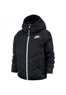 Abrigo Mujer Nike Sportswear Windrunner Negro BV2906-010 | scorer.es