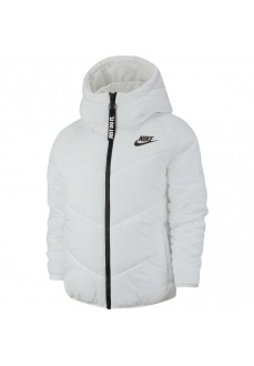 Abrigo Mujer Nike Sportswear Club Blanco BV2906-100 | scorer.es