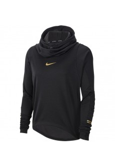 Nike Women's Sweatshirt Glam Midlayer Black BV9215-010 | Sweatshirt/Jacket | scorer.es