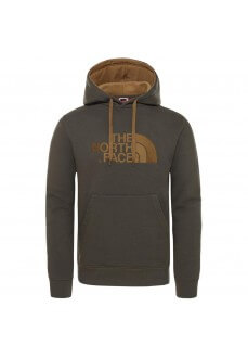 Sudadera Hombre The North Face Dream Peak Kaki NF00AHJYEU01 | scorer.es