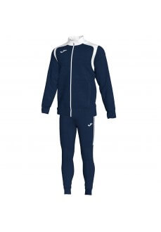 Joma Men's Tracksuit Championship Navy Blue/Black 101267.332
