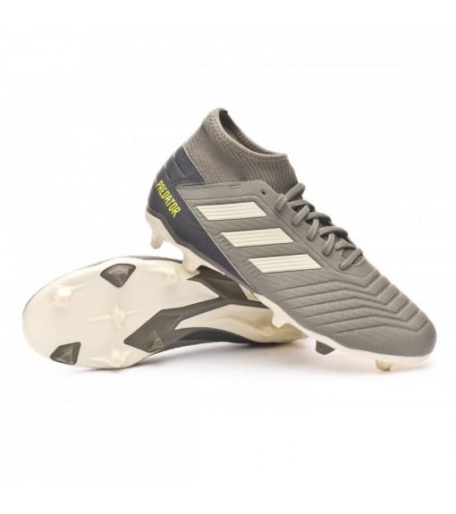 Zapatillas Hombre Adidas Predator 19.3 FG Verde EF8208   scorer.es