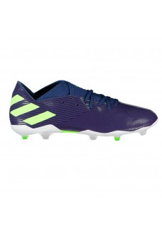 Adidas Men's Trainers Nemeziz Messi 19.3 FG PurpleEF1806 | Football boots | scorer.es
