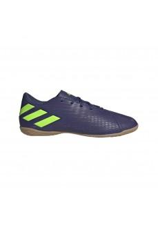Zapatillas Hombre Adidas Nemeziz Messi 19.4 IN Morado EF1810