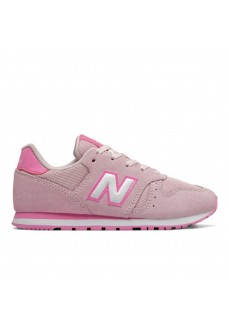Zapatillas Niña New Balance YC373 Rosa YC373SP