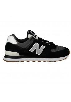 Zapatillas Hombre New Balance ML574 Negra ML574 SPT