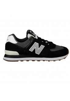 New Balance Men's Trainers ML574 Black ML574 SPT