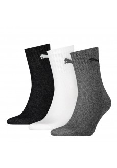 Puma Short Crew 3P Unisex Socks Several Colors 231011001-882