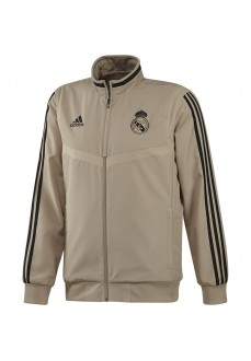 Adidas Real Madrid Tracksuit 2019/20 Presentation Gold/Black EI7473-DX7839