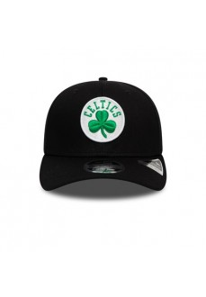 Gorra New Era Boston Celtics Negro 12134674 | scorer.es