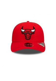 Gorra New Era Chicago Bulls Roja 12134672 | scorer.es
