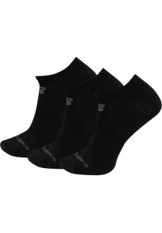 Calcetines New Balance Cotton No Show Negro LAS95123