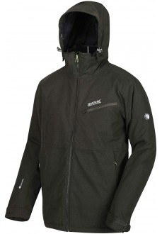 Regatta Men's Jacket Highside IV Green RMP273-905 | Clothing | scorer.es