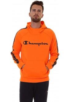 Sudadera Hombre Champion Con Capucha Naranja 213472 OF004 | scorer.es