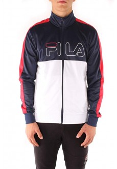 Fila Men's Sweatshirt Navy Blue/White 682870