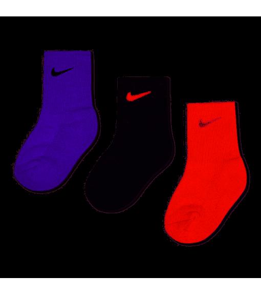 Calcetines Nike Basic Pack Crew Varios Colores UN0027-AB3   scorer.es