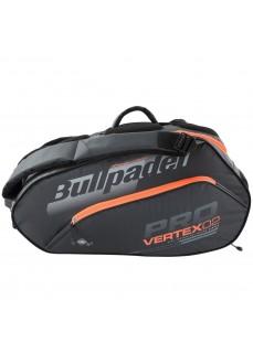 Paletero Bullpadel Vertex 005 Gris/Naranja 60x28x28 cm BPP-20001 | scorer.es