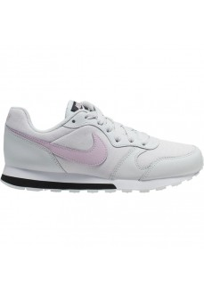 Zapatillas Niño/a Nike Md Runner 2 (GS) Gris/Rosa 807316-019
