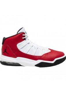 Zapatillas Hombre Nike Jordan Max Aura Roja/Blanca AQ9084-602