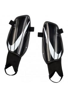 Espinilleras de fútbol Nike Charge Negro/Blanco SP2164-010