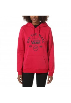 Vans Women's Sweatshirt Side Stripe Fuchsia VN0A47TESQ21   Women's Sweatshirts   scorer.es