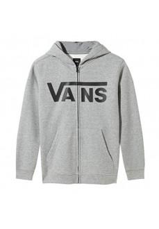Vans Men's Sweatshirt Side Stripe Grey VN0A45AEADY1
