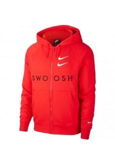Sudadera Hombre Nike Swoosh Hoodie FZ Rojo CT7362-657