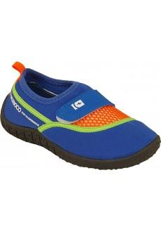 Nicoboco Slippers Rouf Kids Blue 30-841K-150