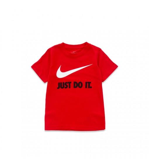 Nike Kids' T-Shirt S/S Tee Red 8U9461-U10   Kids' T-Shirts   scorer.es