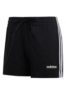 Adidas Women's Shorts Essentials 3 Stripes Black/White DP2405 | Trousers for Women | scorer.es