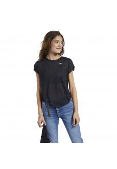 Reebok Women's T-Shirt Workout Ready Ativchill Black FK6760