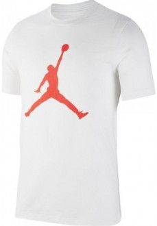 Camiseta Hombre Nike Jordan Jumpman Blanco CJ0921-101