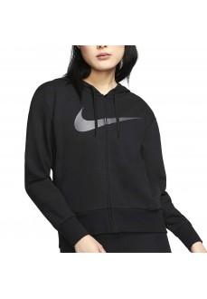 Sudadera Mujer Nike Dry Get Fit Fc Fz Negra | scorer.es