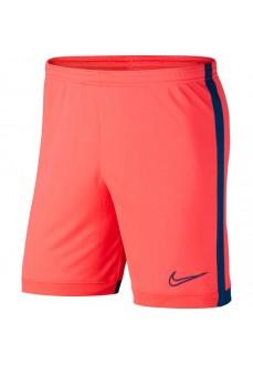 Pantalón Corto Hombre Nike Dri-FIT Academy Naranja AJ9994-644