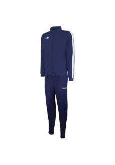 Kappa Men's Tracksuit Salcito Blue/Navy Blue 304IP10-909 | Men's Tracksuits | scorer.es