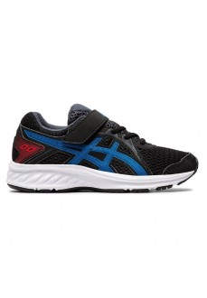 Asics Kids' Trainers Jolt 2 Ps Black/Blue 1014A034-006