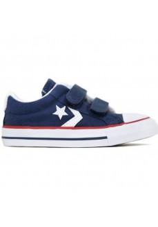 Converse Kids' Shoes Star Player Navy Blue 715467 | Kid's Trainers | scorer.es