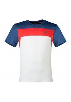 Asics Men's T-Shirt Race SS Top Several Colors 2011A781-101