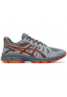 Asics Men's Trainers Gel-Venture 7 Gray/Orange 1011A560-023