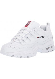 Zapatilla Mujer Skechers Energy-Timeless Vision Blanco