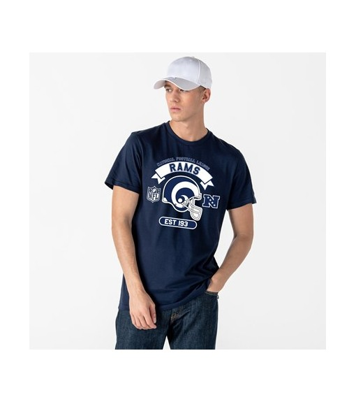 Camiseta Hombre New Era Nfl Graphic Helmet Marino 12195334 | scorer.es
