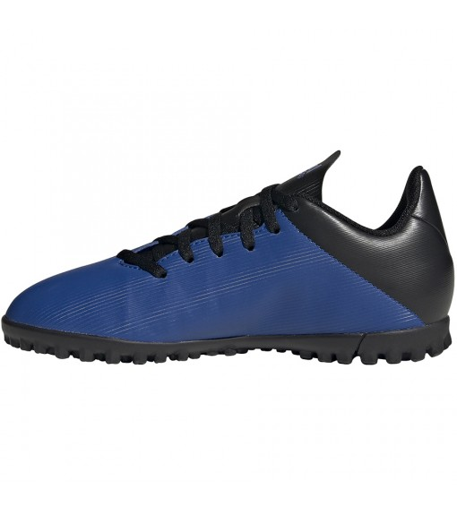 Zapatillas Niño/a Adidas X 19.4 TF Azul/Negro/Blanco FV4662 | scorer.es