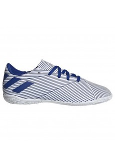 Adidas Kids' Trainers Nemeziz 19.4 In J Blue/White EF1754