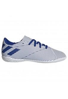 Zapatilla Niño/a Adidas Nemeziz 19.4 In J Azul/Blanco EF1754