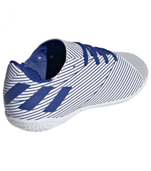 Adidas Kids' Trainers Nemeziz 19.4 In J Blue/White EF1754   Kids' Football Boots   scorer.es